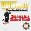 Thumbnail Believe it and Achieve it PLR