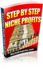 Thumbnail Step by Step Niche Profits PLR