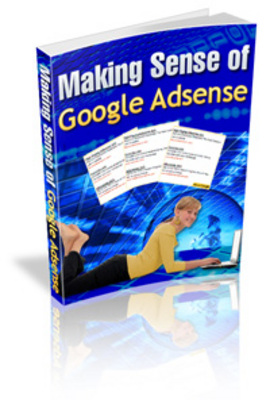 Product picture Making Sense of Adsense