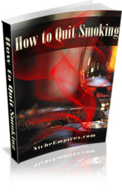 Product picture How to Quit Smoking PLR