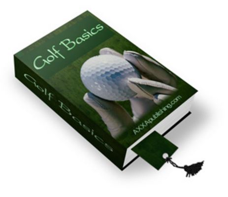 Product picture Golf Basics with PLR