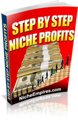 Product picture Step by Step Niche Profits PLR
