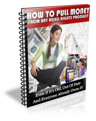 Product picture How to Pull Money  MRR