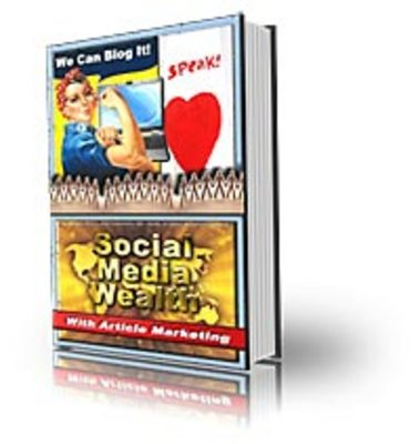 Product picture Social Media Wealth MRR